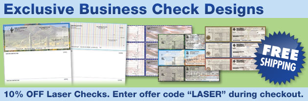 Exclusive Business Check Designs Checks In The Mail