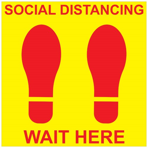 Social Distancing Signs from $10.00