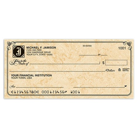 Antique Checks