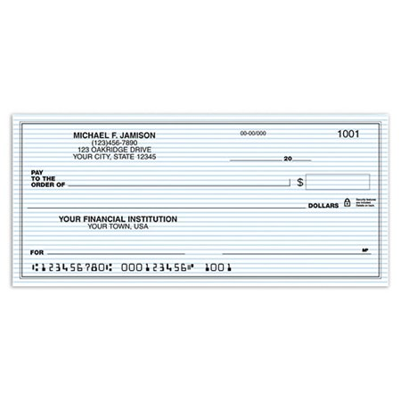 Checks By Mail >> Personal Checks Business Checks And More Checks In The Mail