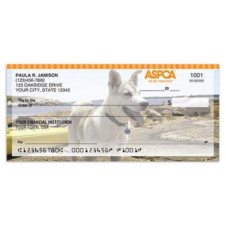 ASPCA® Dogs Checks