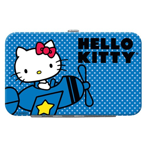 Hello kitty in airplane credit cardid holder checks in the mail hello kitty in airplane credit cardid holder reheart Images