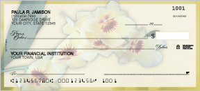 Soft Petals Personal Checks - 4 images
