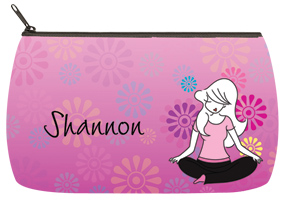 Yoga Cosmetic Bag - Small