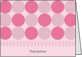 Dottie Pink Notes