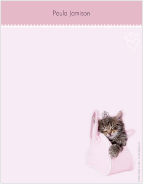 Peek-A-Boo Small Note Pads