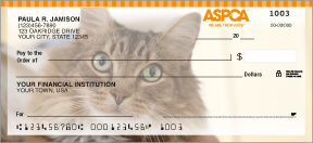 ASPCA ® Cats Checks