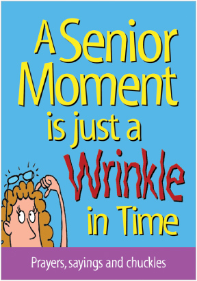 A Senior Moment Book