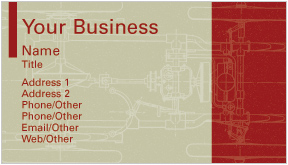 Chassis Business Cards