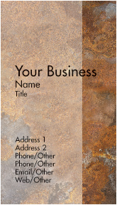 Oxide Business Cards