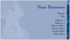 Head Business Cards