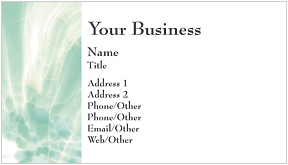 Graphic 4 Business Cards
