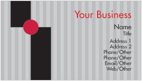 Graphic 5 Business Cards
