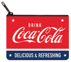 Coca-Cola Logo Coin Purse