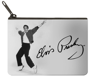Elvis™ Pose Coin Purse