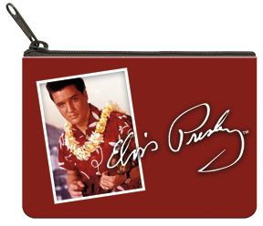 Elvis™ Hawaiian Coin Purse