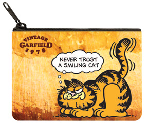 Garfield Vintage Coin Purse