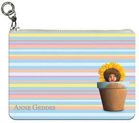 Anne Geddes Pots Coin Purse