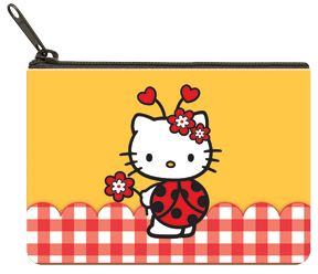 Hello Kitty� Ladybug Coin Purse
