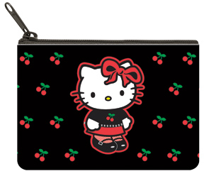 Hello Kitty� Cherries Coin Purse