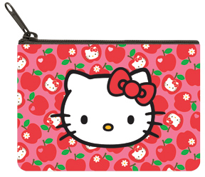 Hello Kitty� Apples Coin Purse