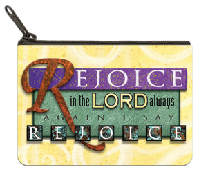 Rejoice Coin Purse