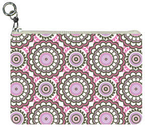 Sweet Suzani Coin Purse