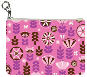 Izzy Floral Coin Purse
