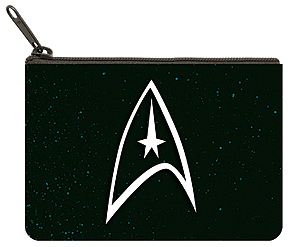 Star Trek Badge Coin Purse