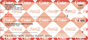 Coca-Cola Heritage Checks