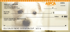 ASPCA Dog Personal Checks