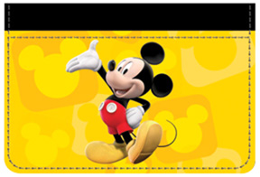 Disney Debit Wallet - Mickey Mouse