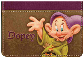 Dopey Debit Caddy