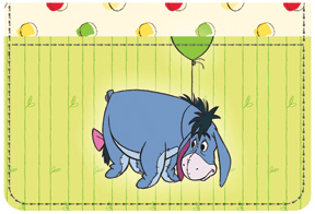 Eeyore Debit Caddy