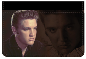 Elvis™ Color Portrait Debit Caddy