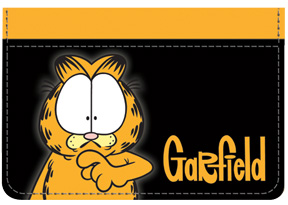 Garfield Attitude Debit Caddy