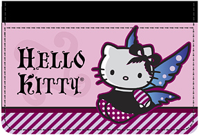 Hello Kitty� Gothic Debit Caddy