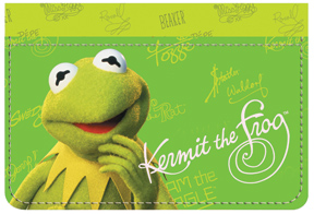 Kermit (The Muppets) Debit Caddy