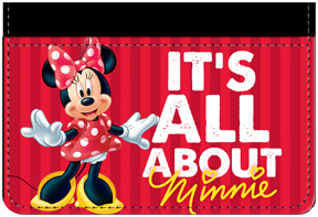 All About Minnie Debit Caddy