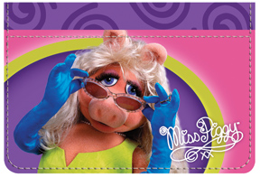 Miss Piggy (The Muppets) Debit Caddy