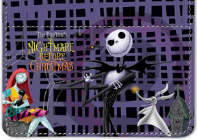 Tim Burton's The Nightmare Before Christmas Debit Caddy