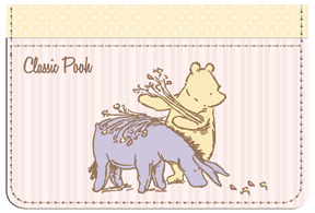 Disney Debit Wallet - Classic Pooh and Eeyore