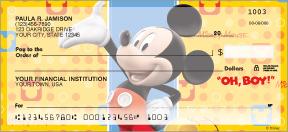 Disney Funtastic Checks
