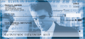 Elvis Is Personal Checks - 1956 Portraits