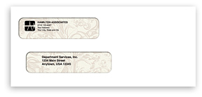 Laser Business Envelopes - Quicken