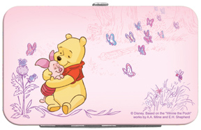Winnie the Pooh & Piglet Credit Card/ID Holder