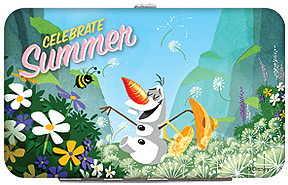Olaf Celebrate Summer Credit Card/ID Holder