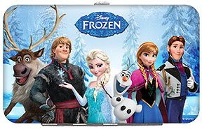 Frozen Group Credit Card/ID Holder