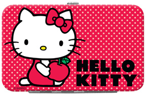 Hello Kitty� with Apple Credit Card/ID Holder