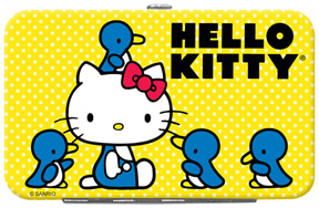 Hello Kitty� with Penguins Credit Card/ID Holder
